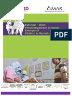 09 Petunjuk Teknis Penyelenggaraan Simulasi Kegawatdaruratan Obstetri Ibu Dan Bayi