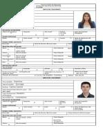 EJEMPLO Formulario Solicitud de Adopción ICBF