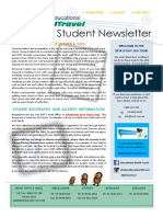 18JAN Parent Student Newsletter #1 - February