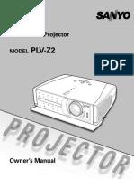 Projector Manual 2239