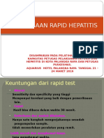 Pemeriksaan Rapid Hepatitis