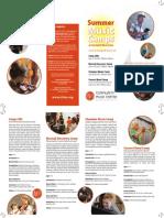 CMC Summercamps Brochure 2017 - FINAL