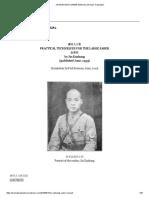 Manual del Manejo de Sable, de Jin Enzhong