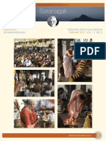 Saranagathi eNewsletter February 2017