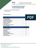 Study Abroad Argentina InteriorDesignub