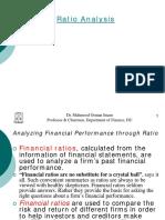Ratios Analysis1