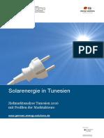Solar Tunisia