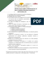 ORIENTACIONES METOLOGICAS CONGRESO 2016.doc