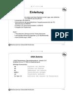 ANSYS - Einführungsseminar