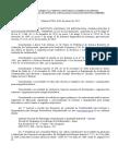 PORTARIA Nº 04.2011 Sistemas e Equipamentos Para Energia Fotovoltaica Módulo, Controlador de Carga, Inversor e Bateria