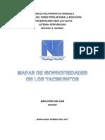 MAPA DE ISOPROPIEDADES