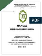 001 Comunicacion Empresarial v-2011 Num