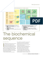 Biochemical Sequence of Nutrition in Plants