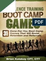 Tt Bootcamp Games Manual