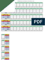 Informe de Area-2014