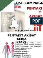 HSE Campaign PAK