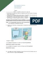 Guia de Atividades - Português i - Unidades 1, 2 e 3