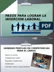 Pasos Inclusion Laboral