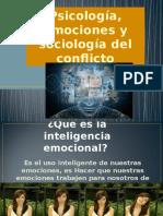20160916 222700 Psicologia Emociones y Sociologia Del Conflicto 2016
