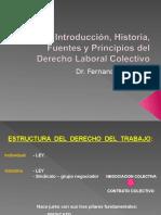 Clase 1, 2 - Introducción, Historia, Fuentes y Principios Del D.L.C.