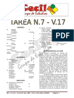 TAREA N.7 - V17