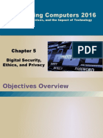 4.ETHIC & SECURITY ISSUES (LECTURE WEEK 13- CHAP5).pptx