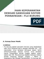 Presentasi Flu Burung