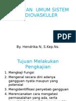 Pengkajian Umum System Kardiovaskuler
