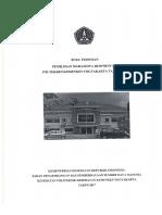 Buku Pedoman Pemilihan Mahsiswa Berprestasi Poltekkes Kemenkes Yogyakarta Tahun 2017