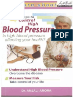 5 Steps to Control Blood Pressure by Dr. Anjali Arora