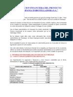 Evaluacion Financiera Del Proyecto.embote