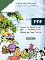 Desinfeccion Del Agua Part II