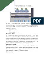 Arquitectura de Un Dbms