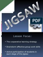 Jigsaw Method