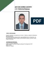 Edgar Ivan Gomez Caicedo Ing