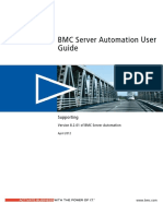 Bmc Server Automation User Guide