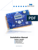 Bp308 Installation Manual Gb