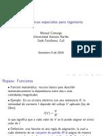 PPT01 Repaso Funciones Reales