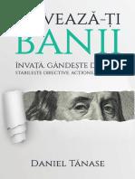 Salveaza Ti Banii Daniel Tanase Sample Chapter