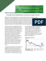 FMI- Rapport sur la stabilité financiere dans le monde -Juil 2010