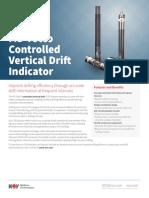 Controlled Vertical Drift Flyer