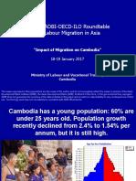 Cambodia Country Presentation