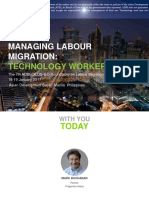 Managing labour migration technology workers