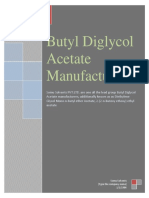 Butyl Diglycol Acetate Manufacturers