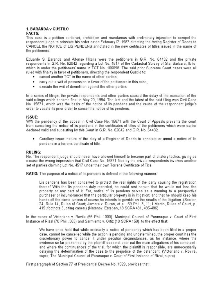 Land Titlesset 3 Compilationcx Mortgage Law Deed