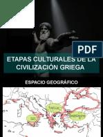 Etapas culturales de Grecia