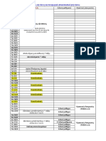 Χρονοδιάγραμμα εξετάσεων ΓΕΛ 2017