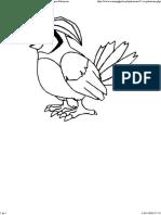 Pidgeotto - Dibu