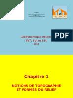 geodynamique externe