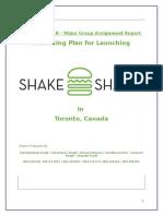 Shake Shack Marketing Report